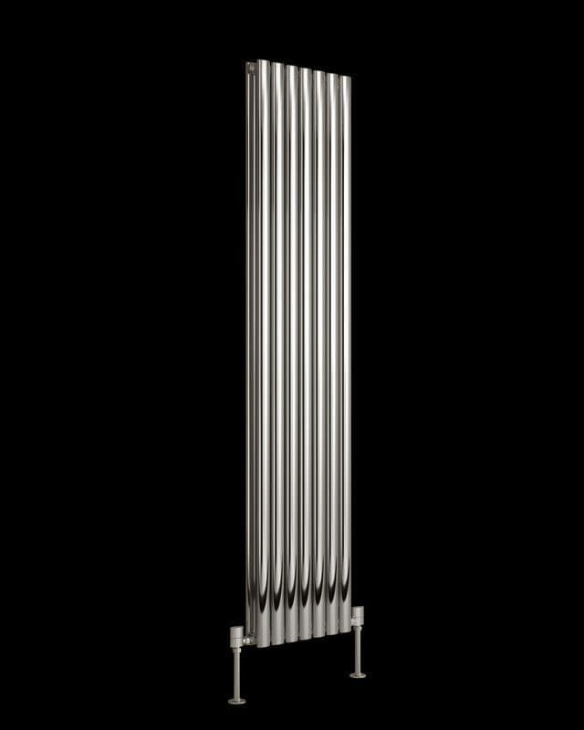 Cove Stainless Single Vertical